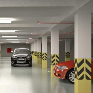 Автостоянки, паркинги Знаменска