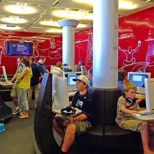 Интернет-кафе Знаменска