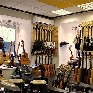 Музыкальные магазины Знаменска