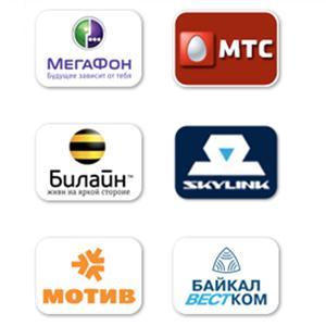 Операторы сотовой связи Знаменска
