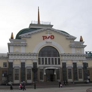 Железнодорожные вокзалы Знаменска